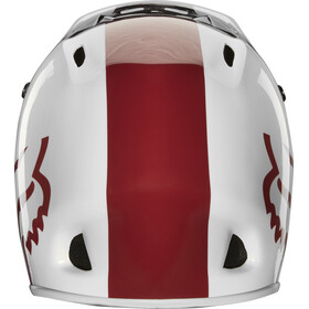 Fox Rampage Casco Full Face Hombre, white